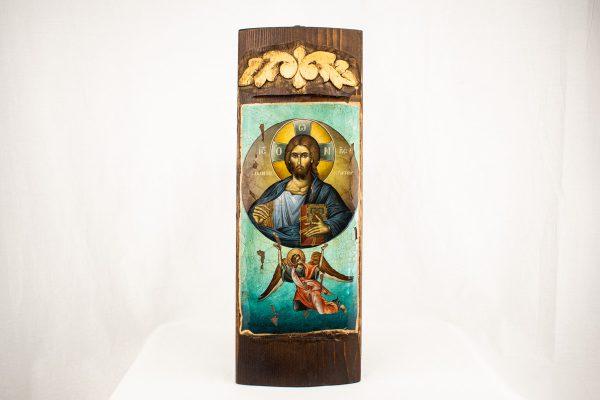 ΙΗΣΟΥΣ ΧΡΙΣΤΟΣ Ο ΠΑΝΤΟΚΡΑΤΩΡ
